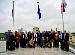 Këshilli Ndërfetar i Shqipërisë pjesëmarrës në takimin e Brukselit