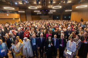 Gjermani, KNFSH merr pjesë në Asamblenë e X Botërore ?Fetë për Paqen?
