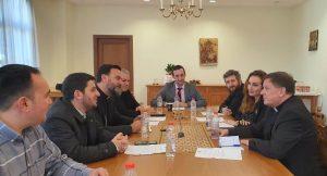 Mbahet mbledhja e Bordit Ekzekutiv të Këshillit Ndërfetar të Shqipërisë