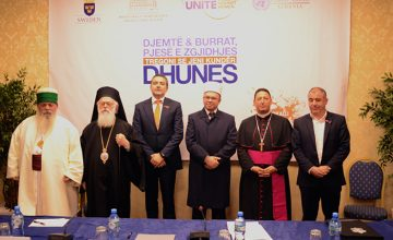 Deklaratë e përbashkët për veprime të koordinuara në luftën kundër dhunës ndaj gruas dhe dhunës në familje
